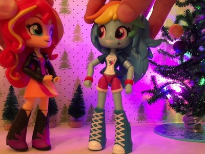 My Little Pony Mini's Episode 6: Christmas
