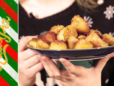 Perfect Roast Potatoes for Christmas Recipe | Katie Pix