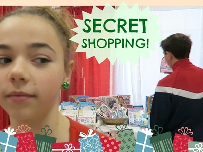 SECRET SHOPPING FOR CHRISTMAS GIFTS | Flippin' Katie