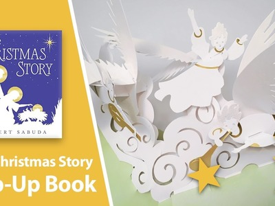 The Christmas Story: A Pop-Up Book by Robert Sabuda