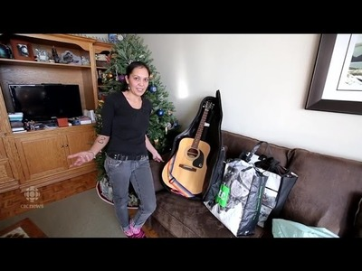 This Toronto mom didn't spend a cent on Christmas gifts because of Bunz