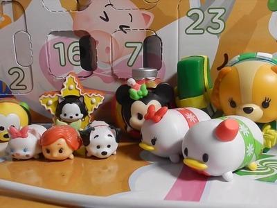 Tsum Tsum Advnt Calendar Day 16 - Countdown To Christmas + Elf On The Shelf