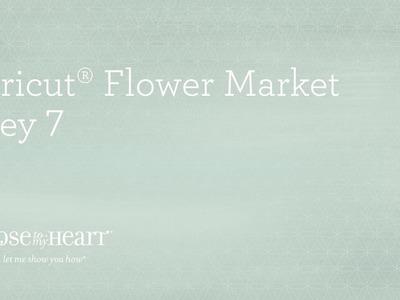Cricut® Flower Market Collection: Sending Sunshine Scrapbook and Card