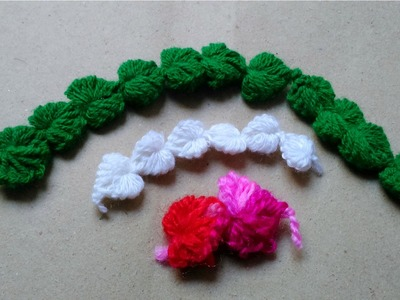 Crochet heart shape Lace pattern Tutorial for beginners