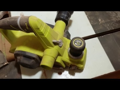 DIY Planer (Jointer) Table - How It Works