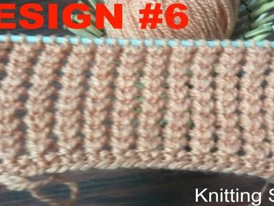 Easy knitting design #6