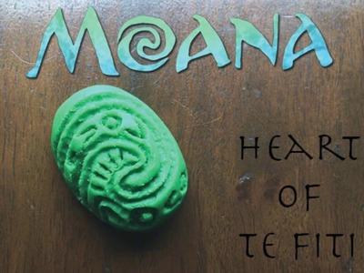 ✓ Heart of Te Fiti - Disney Moanal | TOYtally Awesome | DIY Polymer Clay ✓