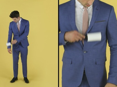 How to look after a suit - cleaning, pressing, hanging, packing | ASOS Menswear styling turorial