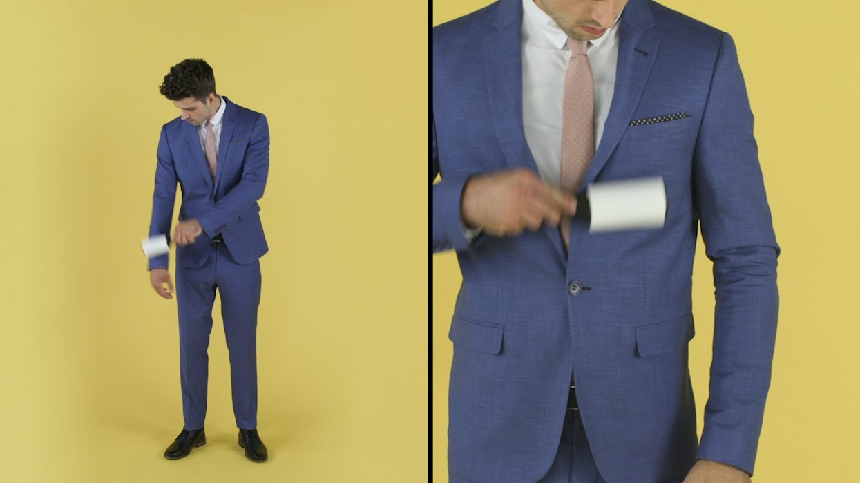 How to look after a suit - cleaning, pressing, hanging, packing   ASOS Menswear styling turorial