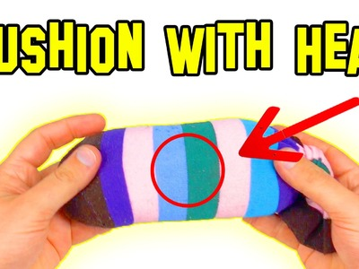 ✔ How To Make a Cushion With Heat