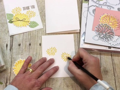 How to make a gorgeous card with Stampin Up's Special Reason Bundle