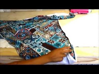 How to make a mermaid skirt Meeshatv replay