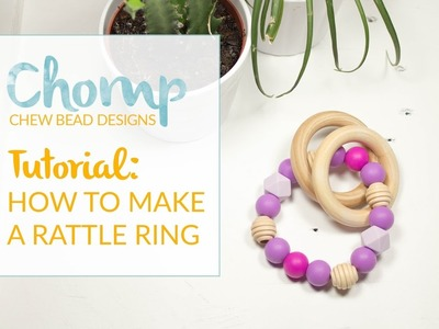 How To Make A Rattle Ring
