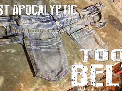 How To Make An Improvised Tool Belt