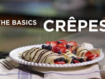 How to Make Crêpes - The Basics on QVC