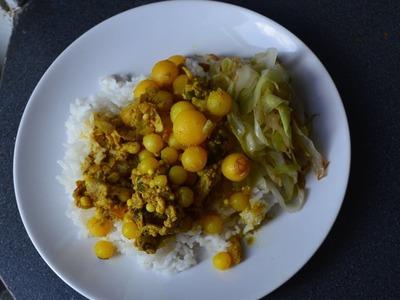 How To Make Curry Jarabaka Fish Eggs | CWF