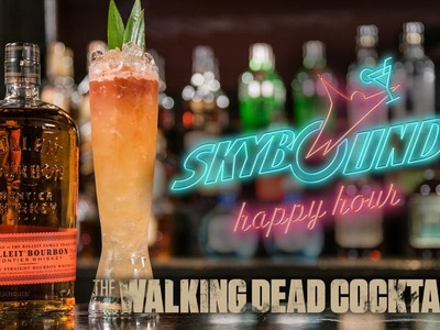 How-to Make Ezekiel's Cocktail from The Walking Dead!