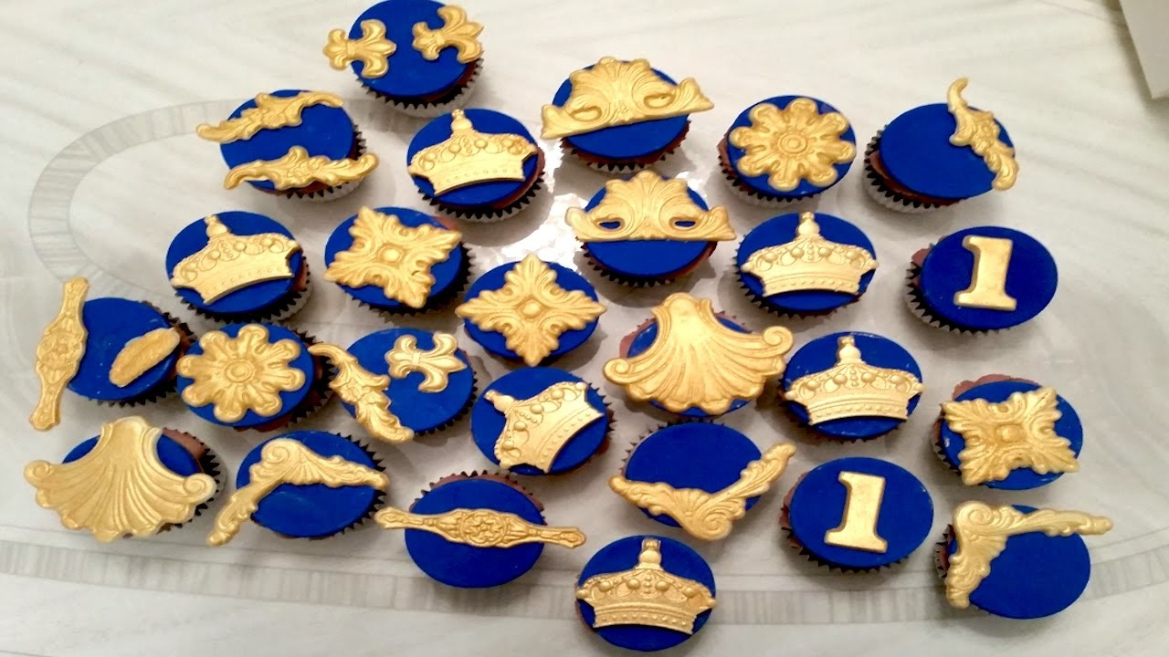 How to make GATSBY INSPIRED CUPCAKE TOPPERS!   Its A Piece Of Cake