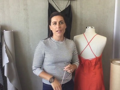 How to make rouleau; a Style Arc sewing tutorial