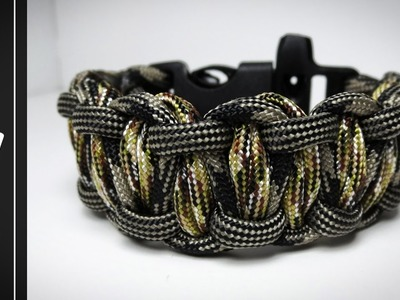 How to make The Gravity Paracord Bracelet [UWA ORIGINAL]