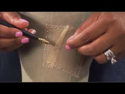 How To Sew With A Ventilating Needle