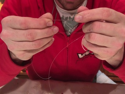 HOW TO TIE A DROP SHOT RIG by Matt Boast