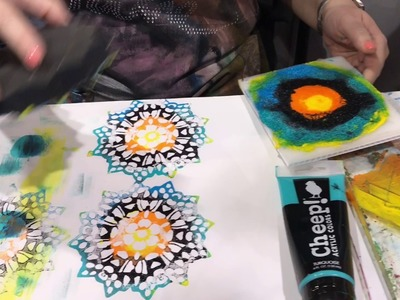 How to use your Stamp Buddy multiple ways - Creativation - CHA 2017