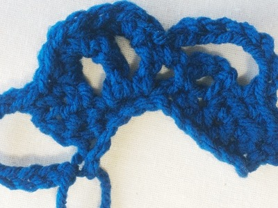 Lisa crochet, Beginning crochet #4, Practice stitches