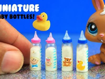 Miniature Baby Bottle | Dollhouse DIY