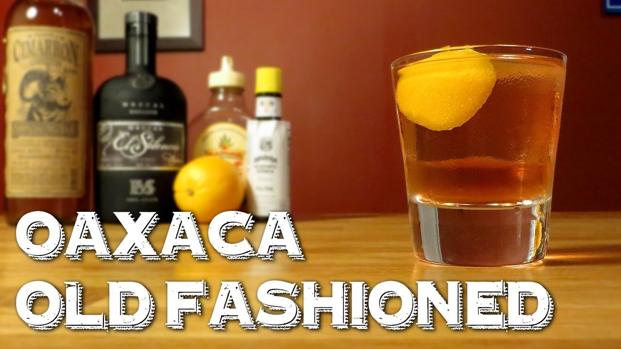 Oaxaca Old Fashioned - How to Make this Modern Tequila & Mezcal Cocktail