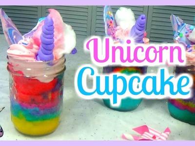 Unicorn Cupcakes | How To Make Unicorn Cupcakes | Sweet Maniacs