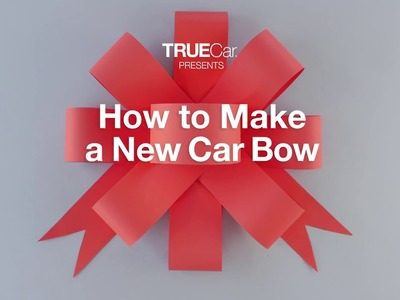 How to Make a New Car Bow