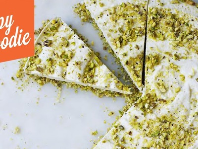 How to Make Vegan Cheesecake | Livia's Kitchen