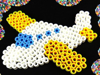 Planes FUSED Beads Surprise Toy Arts and Crafts Perler Beads Family Fun Kids Toys
