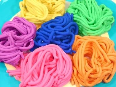 Play-Doh How To Make Ramen Clay Toys Kit DIY nursery rhymes Kids Songs Old Macdonald Had a Farm