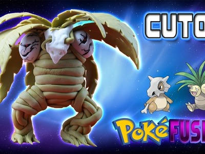 POKEFUSION #1: CUTOR [TUTORIAL] ✔ POLYMER CLAY ✔ COLD PORCELAIN