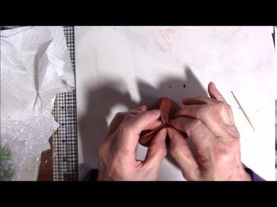 Polymer Clay Pinch-Pot Tutorial