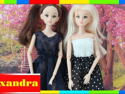 Children's toys, Doll making beads jewelry, video for kid