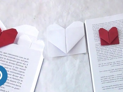 DIY Romantic Bookmark - Gift for your Significant Other