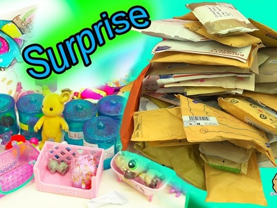 Handmade Blind Bags Of Surprise Toys Of Littlest Pet Shop, My Little Pony, Shopkins + More