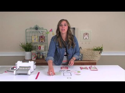 Handmade Cards Made Simple with Lori Whitlock and Sizzix