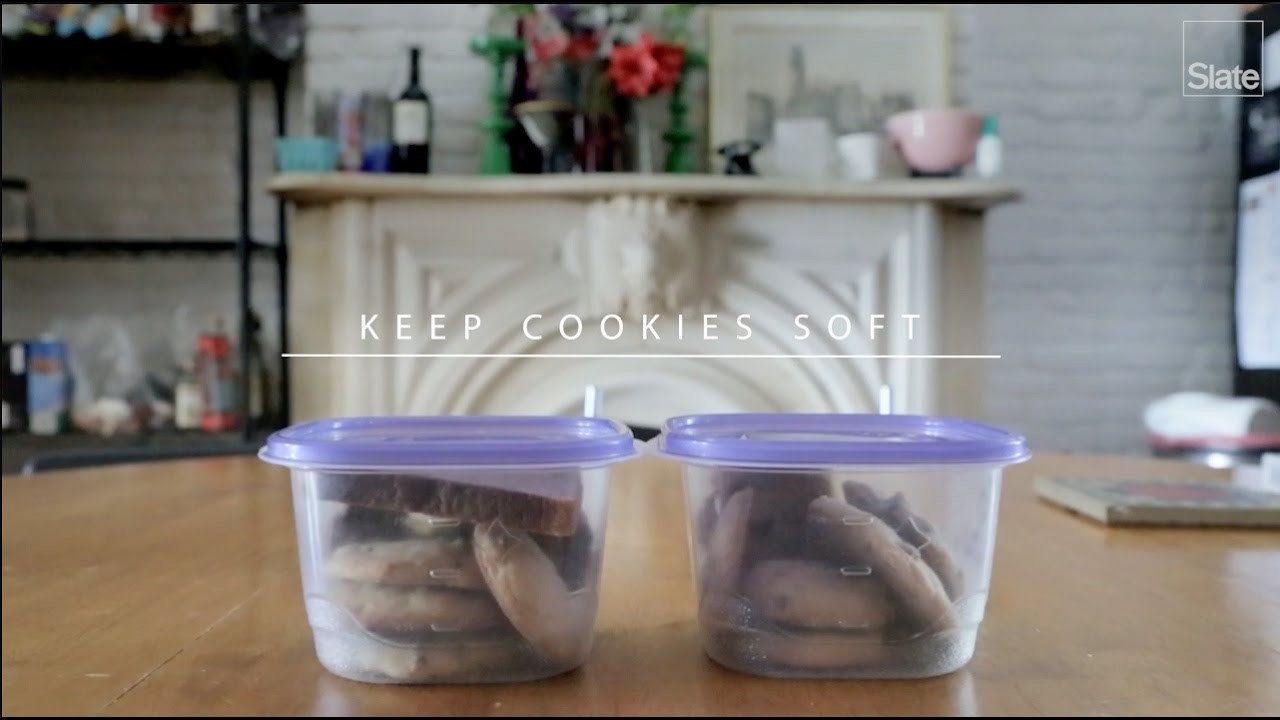 How to Keep Your Cookies Soft for Days