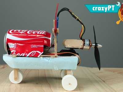 How to Make a Car. Airboat