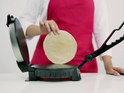 How to make perfect round rotis with Pigeon Roti Maker