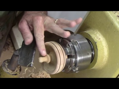 How to Woodturn a Ring Holder – Great Gift for the Holidays Part 2