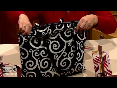 Innovative Bags & Totes (Part 2 of 2) SEWING WITH NANCY
