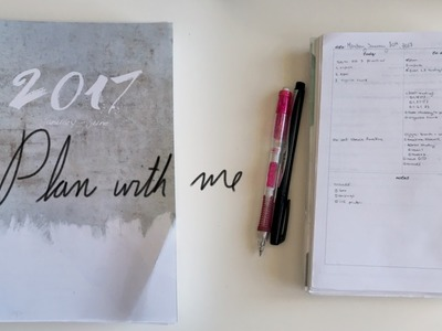 Plan With Me : February - How I Plan My School Work Weekly and Daily - School Vlog #11 | Laurie Lo