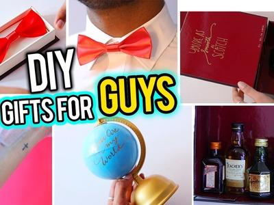 7 DIY Valentine's GIFT IDEAS FOR HIM : Dad, Boyfriend, Friend, Brother