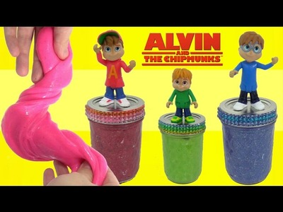 D.I.Y ALVINNN!!! and the Chipmunks, Chipettes, Easy Do It Yourself Slime Recipe