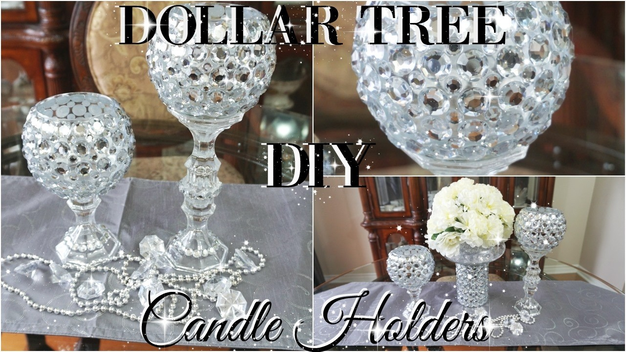 Fall Flower Candle Rings